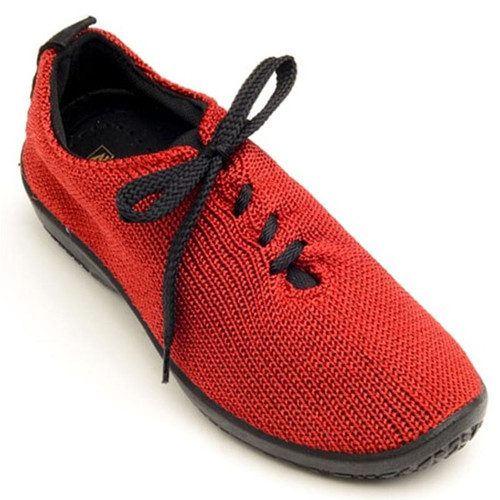Arcopedico LS SHOCKS Casual Sneakers Red