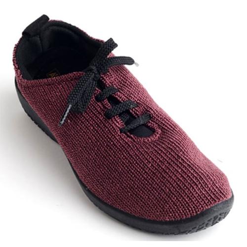 Arcopedico LS SHOCKS Casual Sneakers Bordeaux