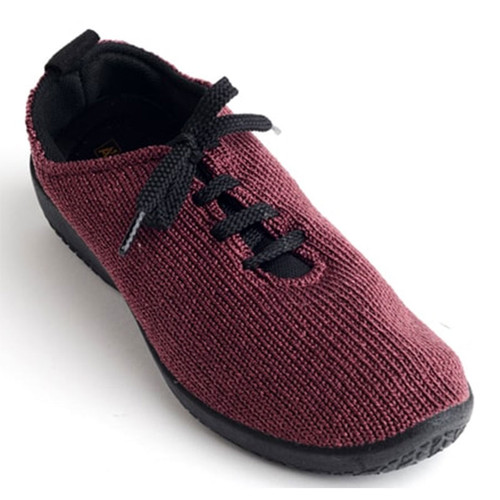 Arcopedico LS SHOCKS Casual Sneakers Bordeaux