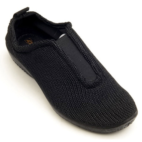 Arcopedico ES SLIP-ON Casual Shoes Black