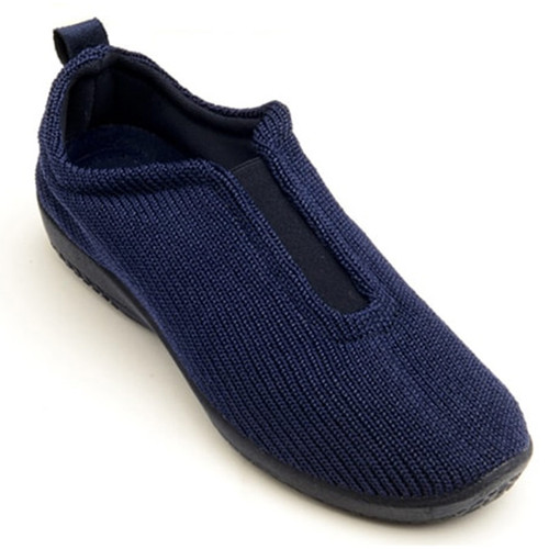 Arcopedico ES SLIP-ON Casual Shoes Navy