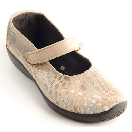Arcopedico L45 MARY JANE Shoes Beige Pebble