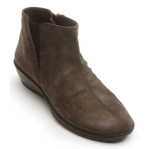 Arcopedico LUANA MT Brown Wedge Booties