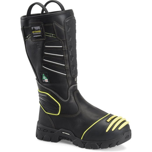 "Matterhorn MTC703 Internal Met Guard Pull-On 15"" Mining Boots"