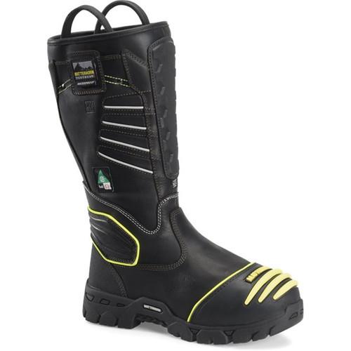 """Matterhorn MTC703 Internal Met Guard Pull-On 15"""" Mining Boots"""