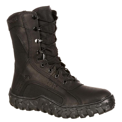Rocky FQ0000102 Women's USA MADE BERRY COMPLIANT S2V Tactical Soft Toe Military Boots