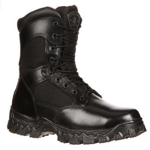 Rocky FQ0002173 ALPHAFORCE Soft Toe Tactical Boots with Zipper