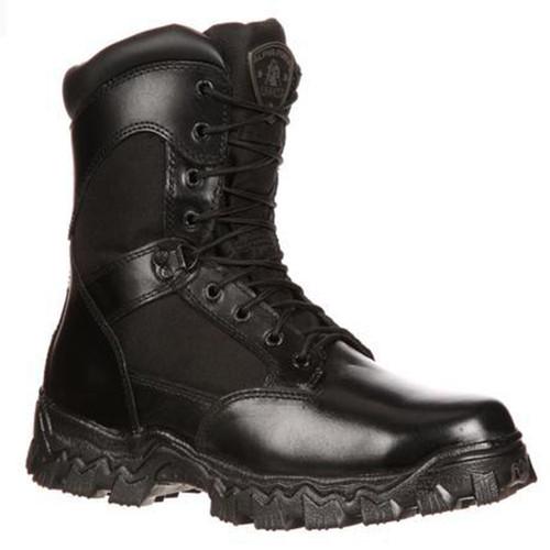 Rocky FQ0002173 ALPHAFORCE Soft Toe Tactical Boots with Zipper