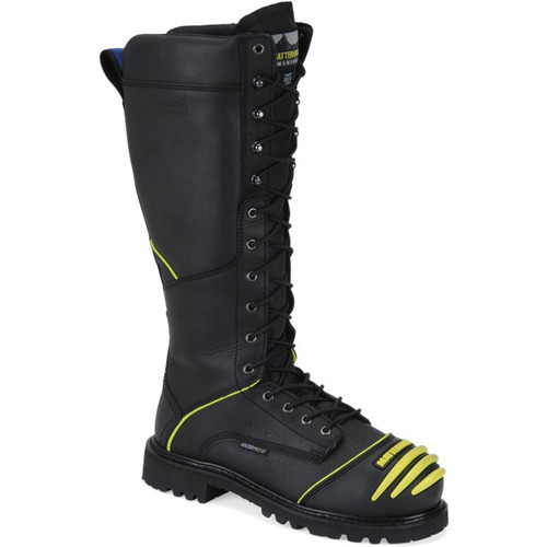 """Matterhorn MT700 Composite Toe Met Guard 200g Insulated Lace-to-Toe 17"""" Mining Boots"""