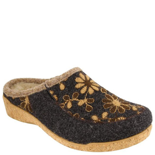 Taos WOOLDERNESS 2 Charcoal Clogs