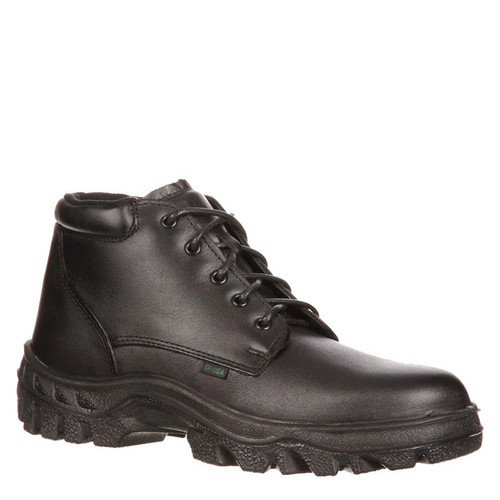 Rocky FQ0005005 USA MADE BERRY COMPLIANT Polishable Soft Toe TMC Postal Duty Boots