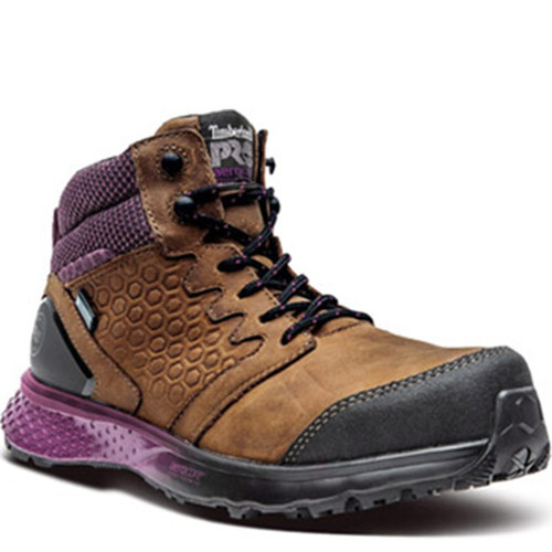 Timberland PRO A219B214 Women's REAXION Composite Toe Work Boots