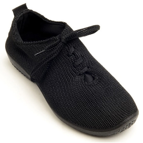 Arcopedico Men's LS SHOCKS Casual Sneakers Black