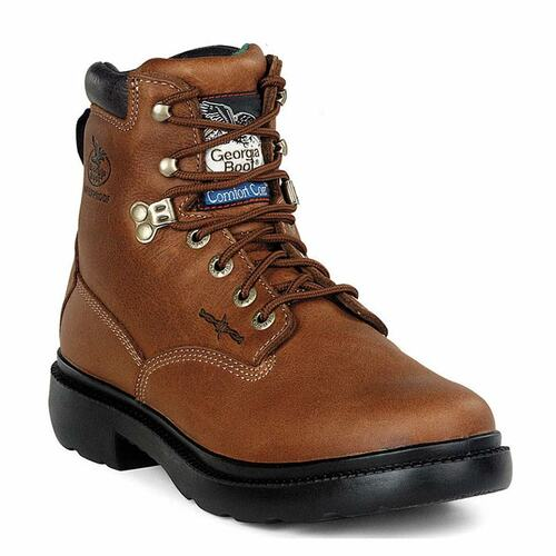 Georgia FLXpoint G6503 FARM AND RANCH Soft Toe Non-Insulated Work Boots