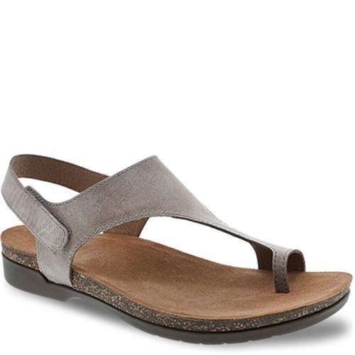Dansko REECE Stone Waxy Sandals