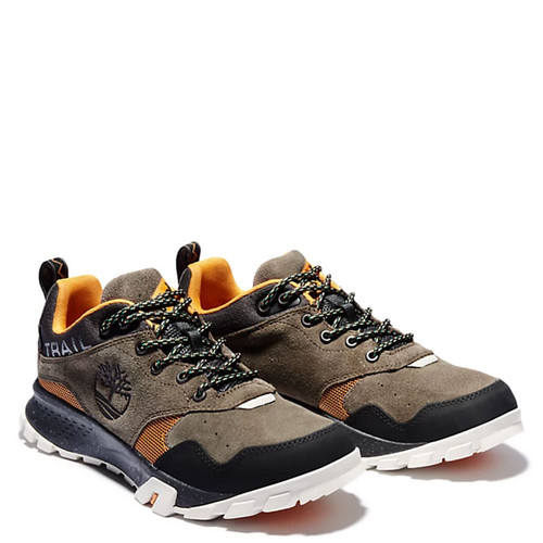 Timberland A23F5901 Men's GARRISON TRAIL Low Hiking Shoes