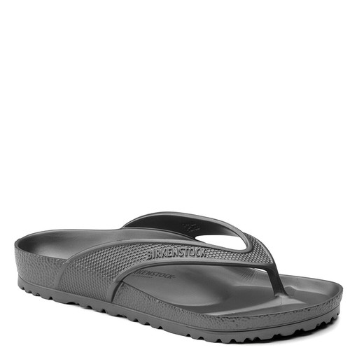 Birkenstock HONOLULU EVA Unisex Metallic Anthracite Sandals
