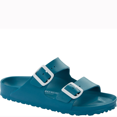 Birkenstock Women's ARIZONA ESSENTIALS EVA Turquoise Sandals