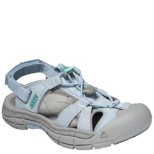 Keen 1023083 Women's RAVINE H2 Sandals Blue Fog/Ocean Wave