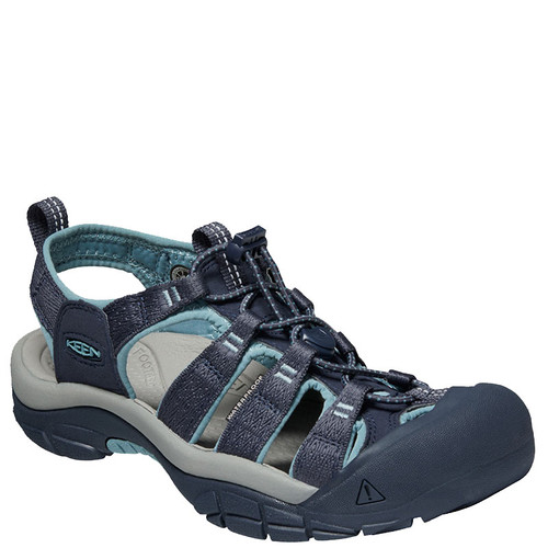 Keen 1022800 Women's Newport H2 Navy Smoke Blue