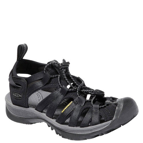 Keen 1018227 WHISPER Sandals Black Magnet