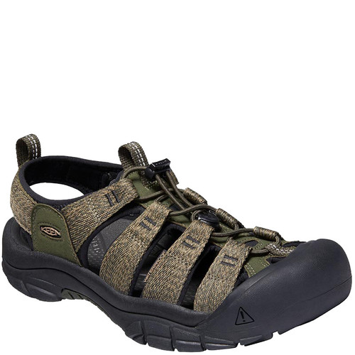 Keen 1022250 NEWPORT H2 Sandals Forest Night Black