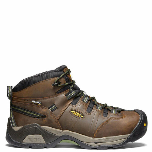 Keen Utility 1020085 DETROIT XT Steel Toe Waterproof Work Boots