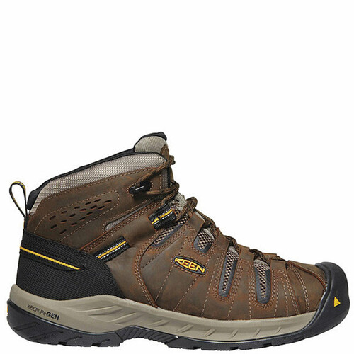 Keen Utility 1023228 FLINT II Steel Toe Non-Insulated Work Boots
