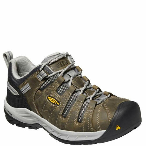 Keen Utility 1023267 FLINT II Steel Toe Work Shoes