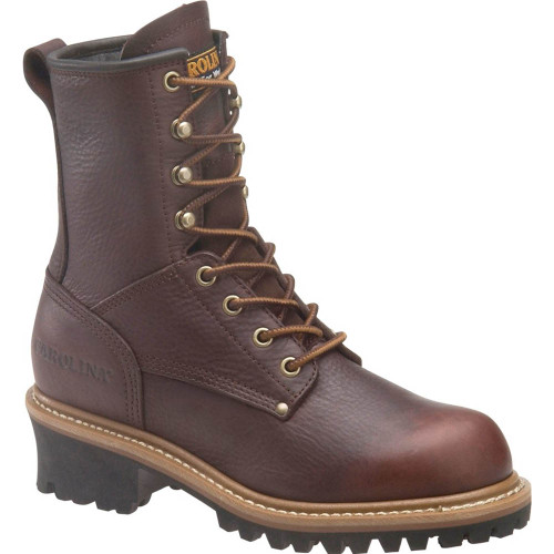 Carolina CA421 Women's ELM Soft Toe Non-Insulated Logger Boots