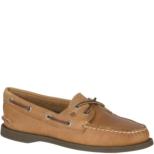 Sperry 9155240 Women's AUTHENTIC ORIGINAL Boat Shoes Sahara Leather