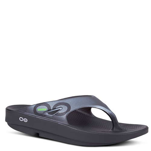 Oofos 1001 Men's OORIGINAL SPORT Sandals Graphite
