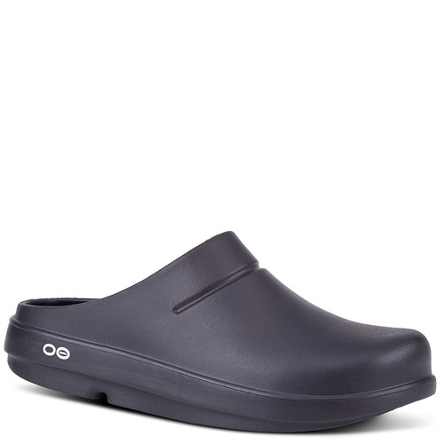 Oofos 1200 Women's OOCLOOG Clogs Black