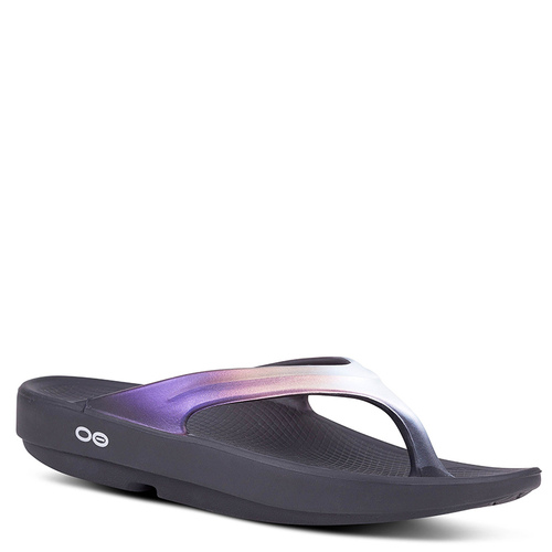 Oofos 1400 Women's OOLALA LUXE Recovery Sandals Calypso