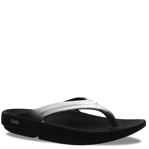 Oofos 1400 Women's OOLALA LUXE Recovery Sandals Cloud