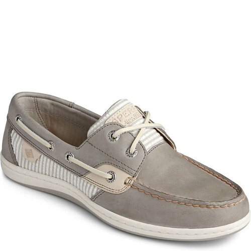 Sperry STS84701 Women's KOIFISH Seersucker Stripe Boat Shoes