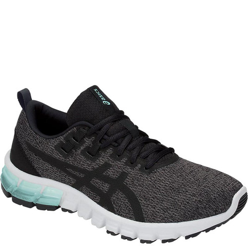 ASICS 1022A115.021 GEL QUANTUM 90 Women's  Sport Style Shoes  Dary Grey Black