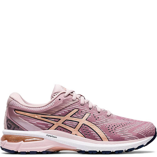 ASICS 1012A.701 GT-2000 8 Women's Running Shoes Watershed Rose Rose Gold