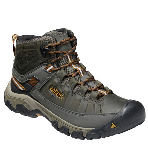 Keen 1017787 Men's TARGHEE III Waterproof Mid Hiking Boots