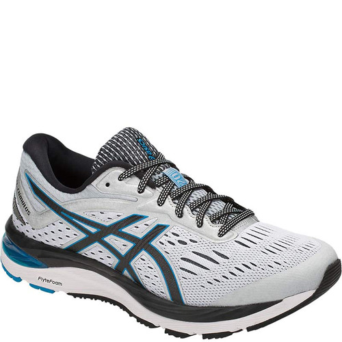 ASICS 1011A008.020 Men's GEL CUMULUS 20 Running Shoes Mid Grey Black