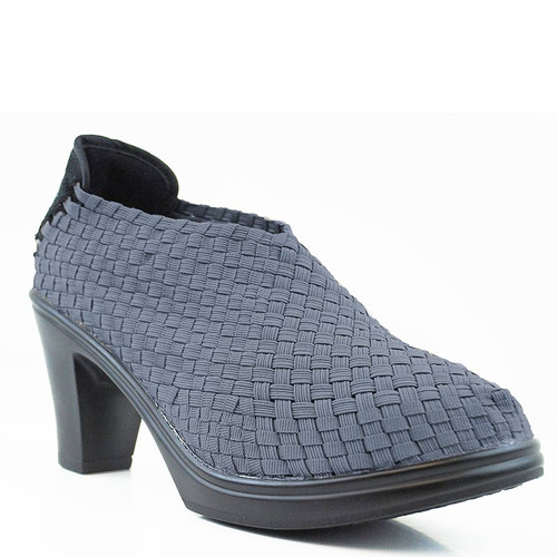 Bernie Mev CHESCA Grey High Heels