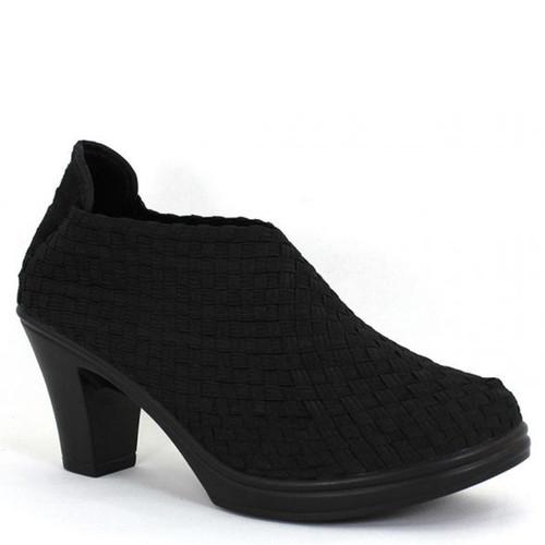 Bernie Mev CHESCA Black High Heels