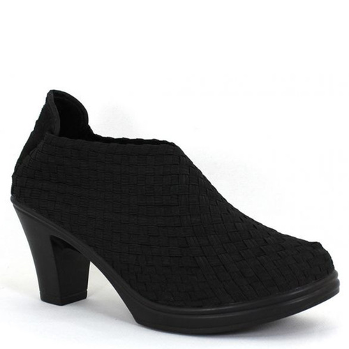 Bernie Mev CHESCA Black High Heels