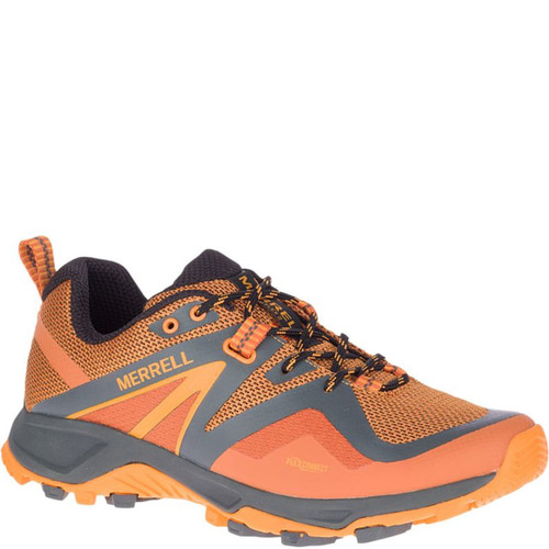 Merrell J033711 Men's MQM FLEX 2 Trail Runner Hiking Shoes Orange