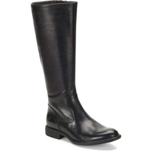 Born F71003 NORTH Black Tall Fashion Boots