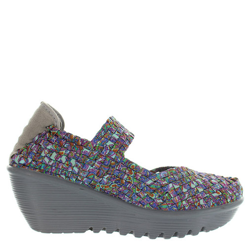 Bernie Mev LULIA Paisley Mary Jane Wedges