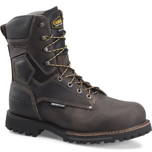 Carolina CA8034 PITSTOP Soft Toe 800g Insulated Work Boots