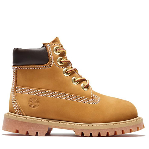 Timberland 10860 LITTLE KIDS' TIMS BOOTS Classic Gold Boots