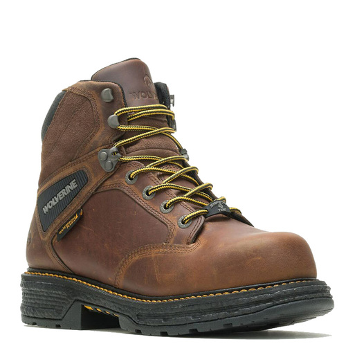 Wolverine W201175 HELLCAT UltraSpring Composite Toe Non-Insulated Work Boots