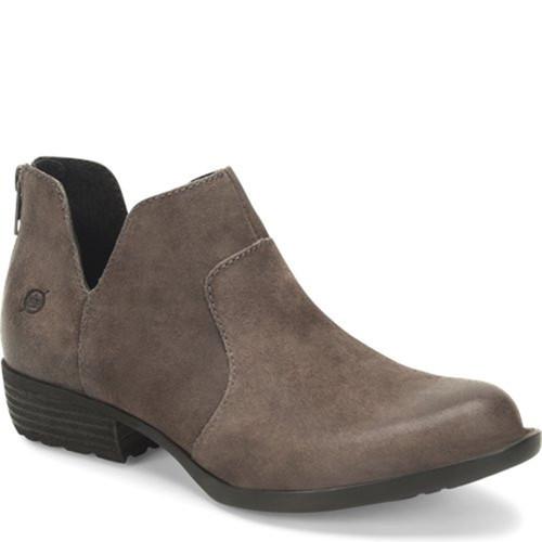 BORN BR0012042 KERRI Dark Gray Ankle Boots